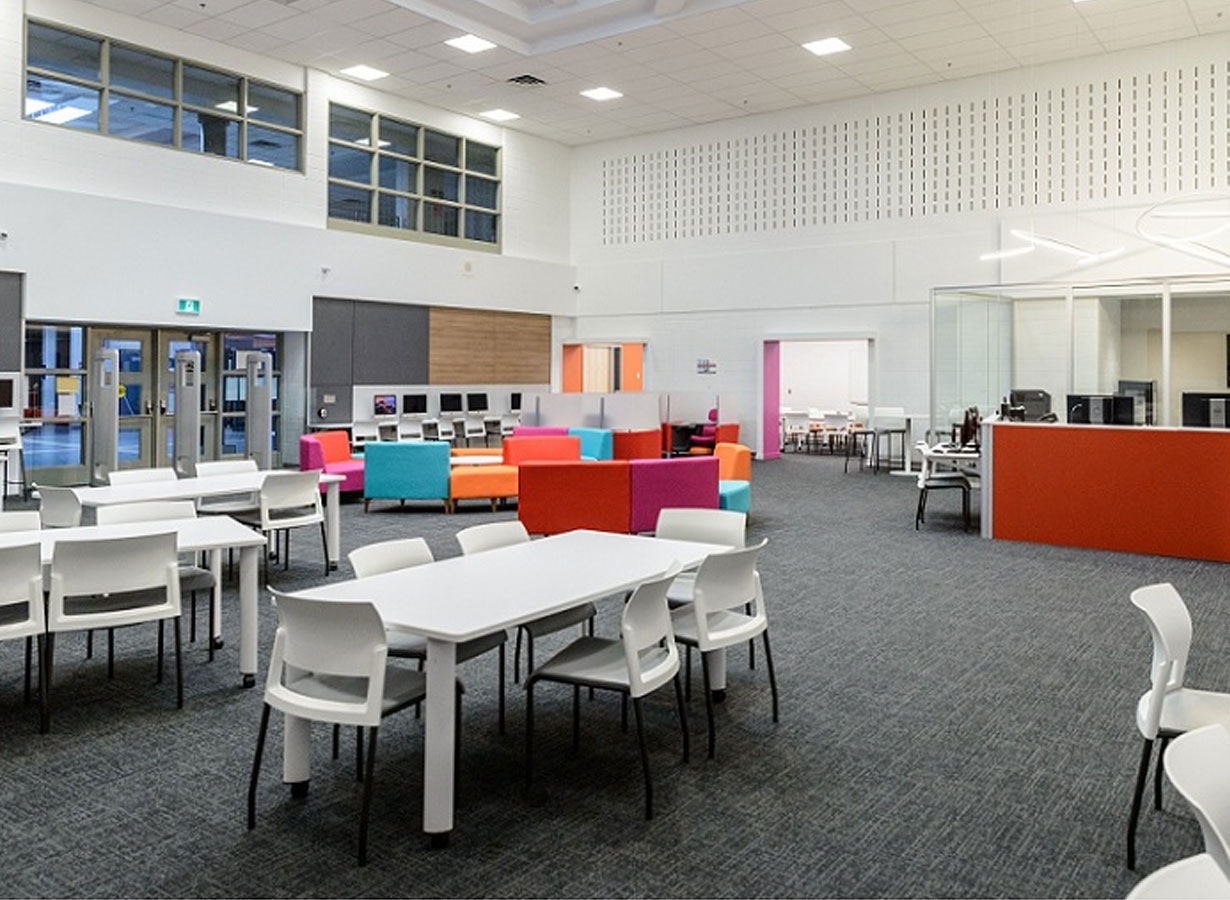 St. Mary Learning Commons
