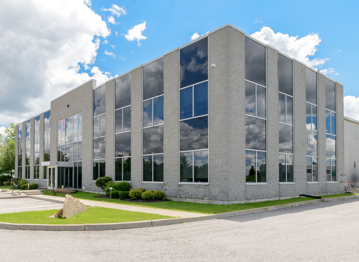 Powel Contracting HQ